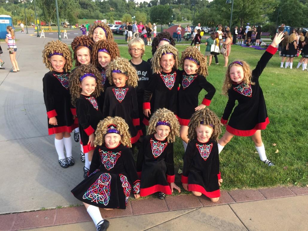 Irish Dance School St Paul Minnesota Rince Na Chroi
